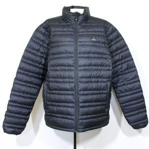Macpac Duckdown Full Zip Puffer Coat Jacket
